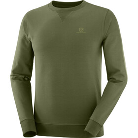 Salomon Shift Crew Neck Pullover Men, olive night